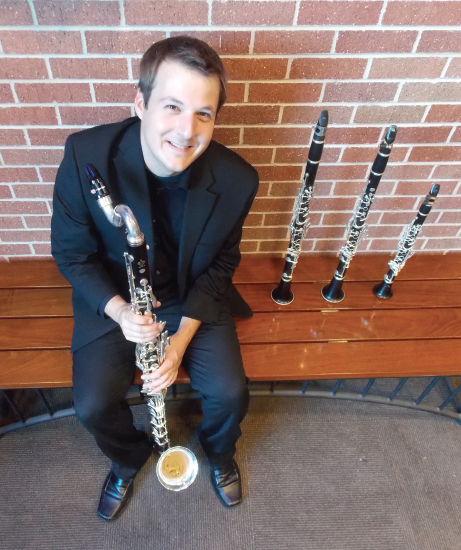 Kip Franklin, clarinets